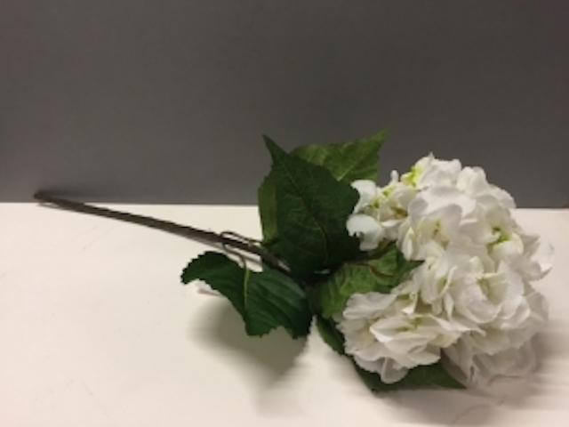 Artificial Hydrangea White