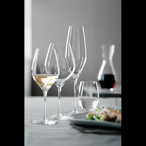 Holmegaard cabernet burgundy glass clear - blomster designs - uk stockists
