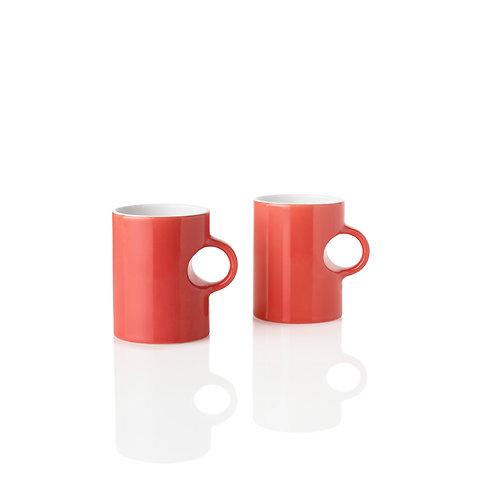 Stelton Circle Mug - Cinnabar