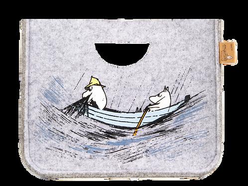 Moomin Originals Storage Basket - Gone Fishing - Small