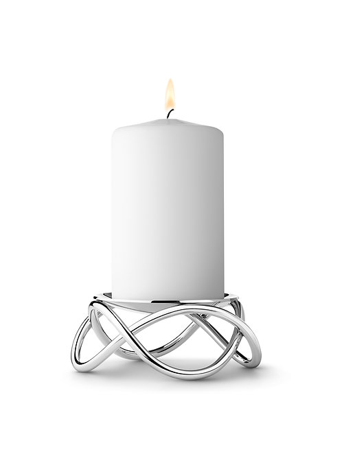 Georg Jensen Glow Candleholder - Silver