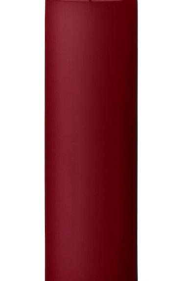Ester & Erik Red Wine Dark Pillar Candle 44-2 - 20cm - Matt