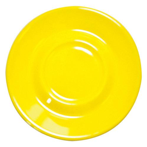 Jansen+co Espresso Saucer - Yellow
