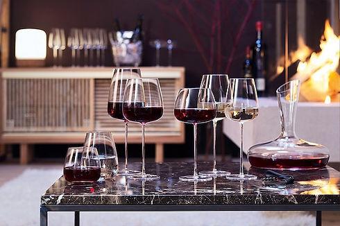 HolmeGaard Glassware - Blomster designs - uk stockists