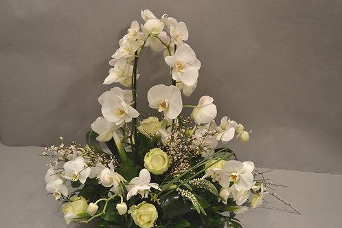 Sympathy Arrangement - funeral flowers