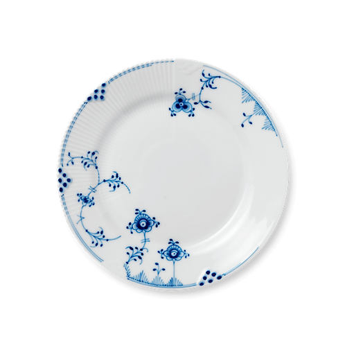 Royal Copenhagen Blue Elements Plate - 22cm