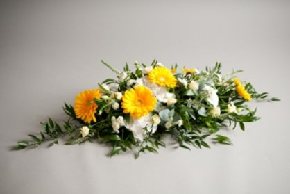 Traditional Spray - funeral flowers