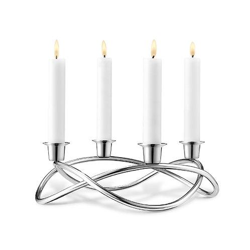 Georg Jensen Season Candleholder - Silver