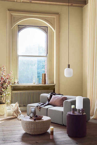Broste indoor furniture and lighting - blomster designs - uk stockists