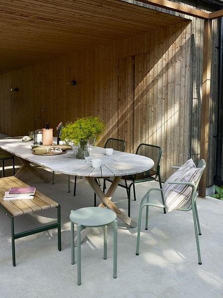 Skagerak - outdoor furniture - blomster designs - uk stockists