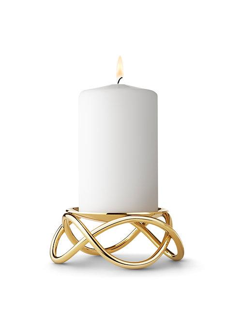 Georg Jensen Glow Candleholder - Gold
