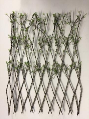 Artificial Rose Thorn Mesh