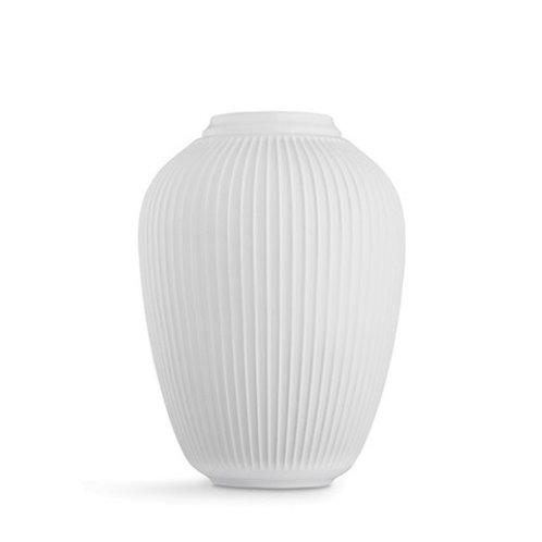 Kahler Hammershøi Floor Vase - White