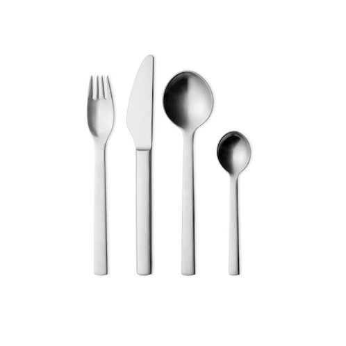 Georg Jensen New York Cutlery Set 24pcs
