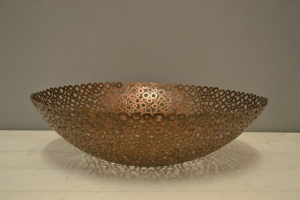 Holey Metal Dish