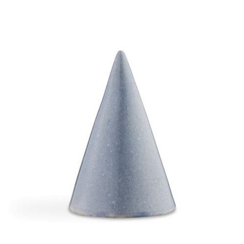 Kahler Glazed Cone - Blue - B04