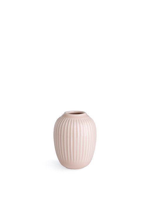 Kahler Hammershøi Vase - Rose - Mini