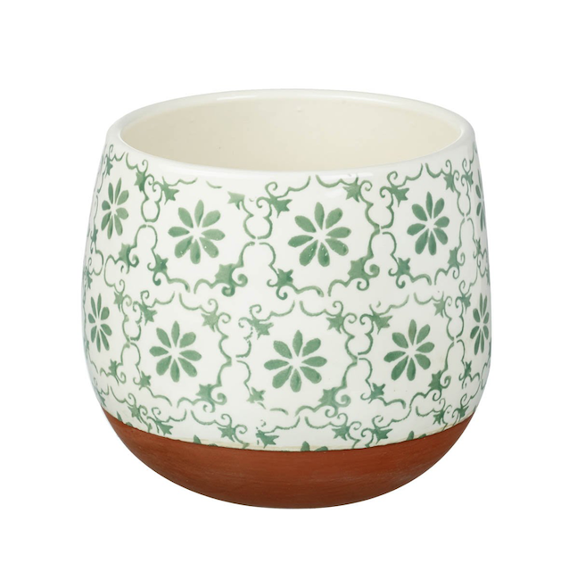 Ceramic Pot - Green