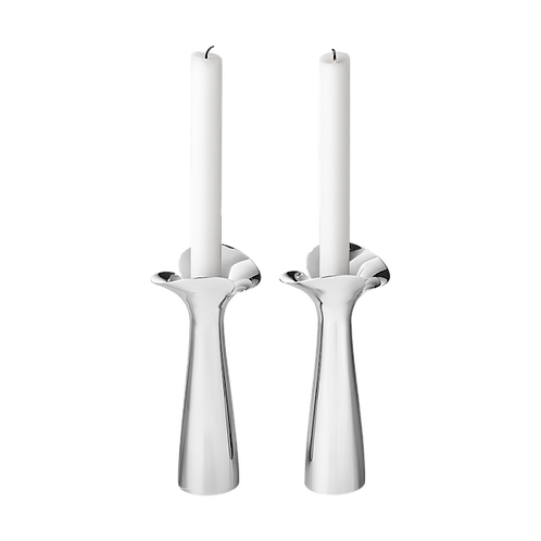 Georg Jensen Bloom Botanica Candleholders - 2pcs