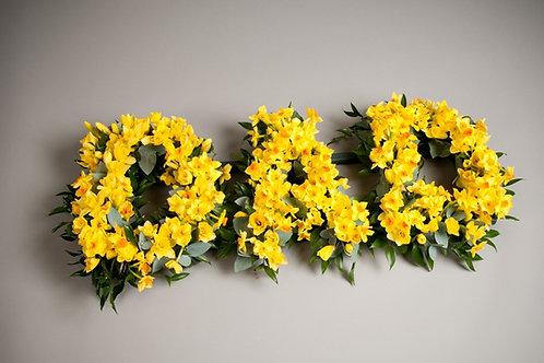 Open Letters - funeral flowers