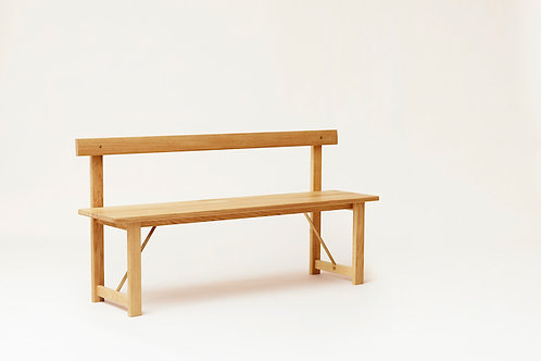 Form and Refine Position Bench - Oak
