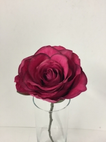 Artificial Rose - Soft Pink