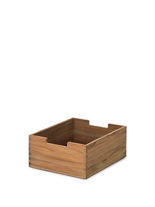 Skagerak Cutter Box Small - Teak
