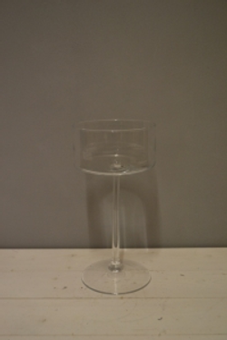 Glass Dish on a Stand