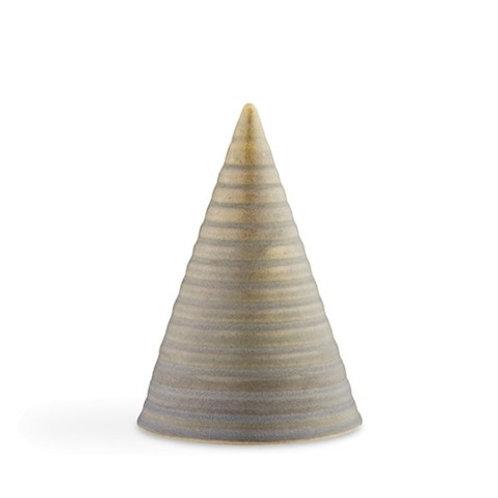Kahler Glazed Cone - Matt Yellow Brown - G07