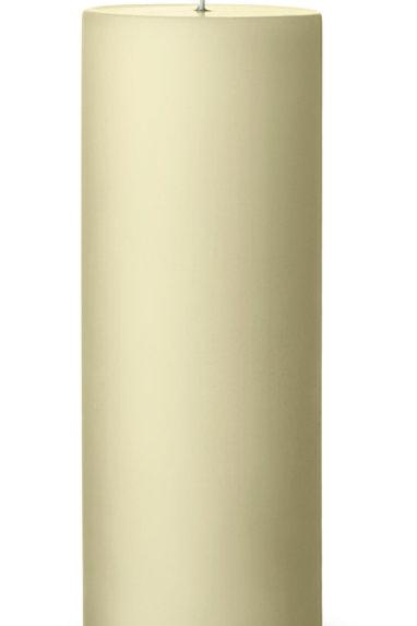 Ester & Erik Light Linden Green Pillar Candle 61 - 20cm - Matt