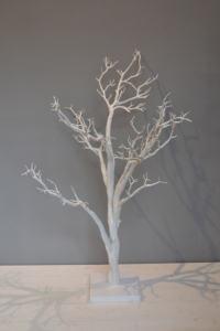 Artificial White Tree