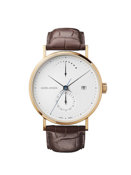Georg Jensen Koppel GMT Power Reserve - 41mm - Automatic Mechanical