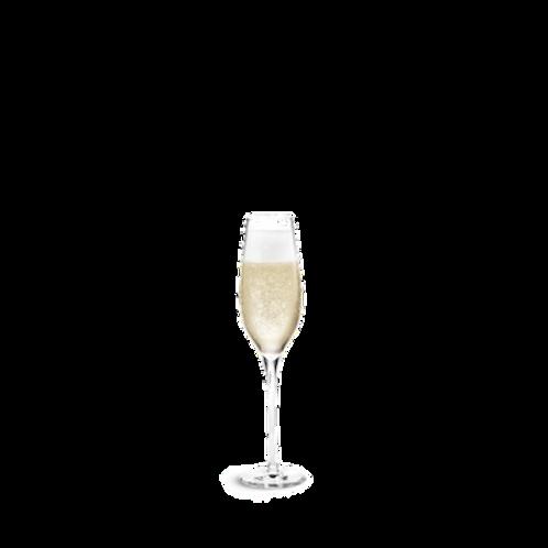 Holmegaard Cabernet Champagne Glass 29cl - Set of 6