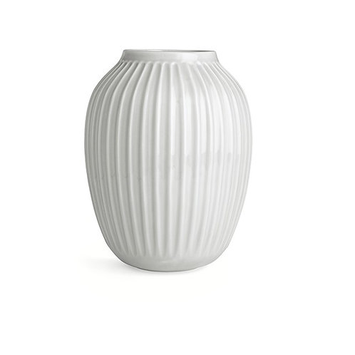 Kahler Hammershøi Vase - White - Large
