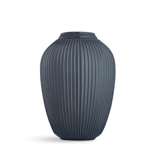 Kahler Hammershøi Floor Vase - Anthracite