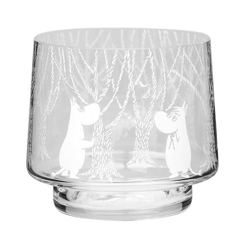 Moomin Candle Holder - In The Woods - 8cm