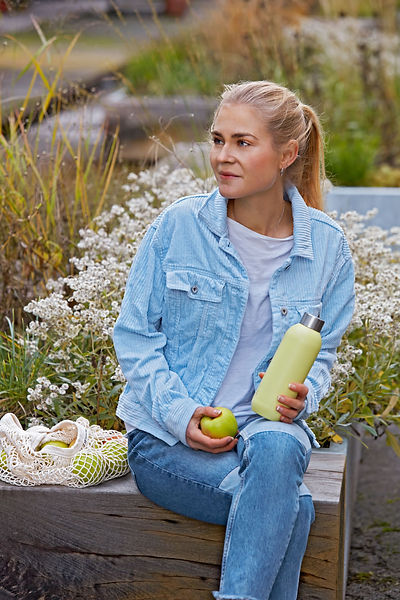 Rig-Tig water bottle - food and drinks to go - blomster designs - uk stockists