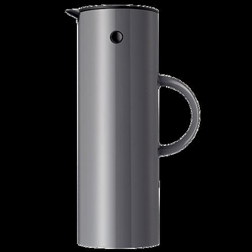 Stelton EM77 Vacuum Jug - Granite Grey - uk stockists