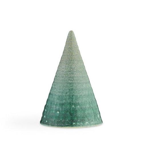 Kahler Glazed Cone - Green Blue - GG01