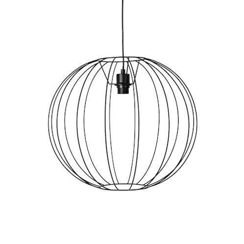 Broste Copenhagen Ceiling Lamp Wires - Black - 50cm