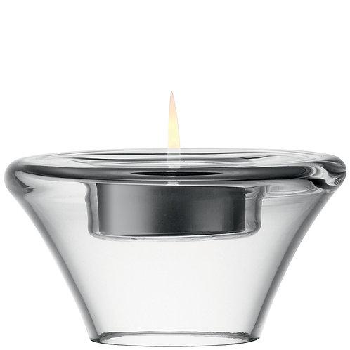 Lsa Oslo Tealight Holder 7cm Clear