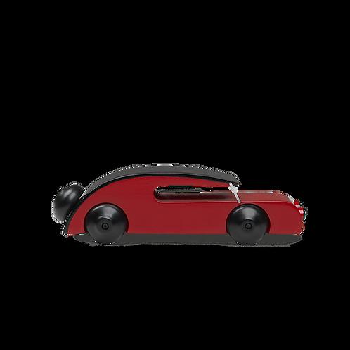 Kay Bojesen - Automobil - Sedan - Painted Beech - 13cm