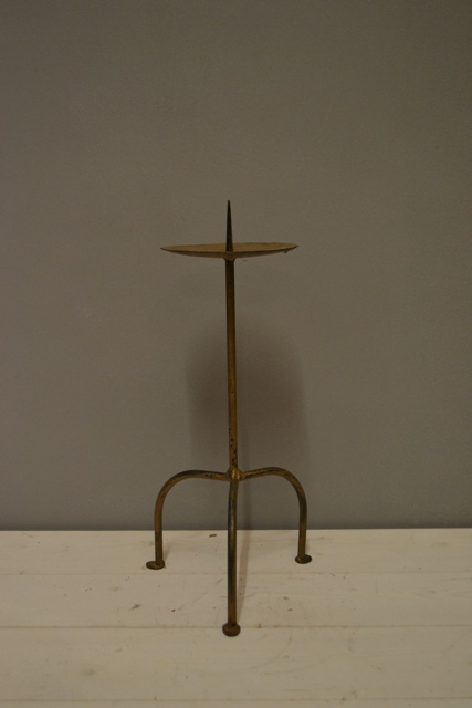 Wrought Iron Tripod