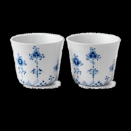 Royal Copenhagen Blue Elements Multi Cup - 2 Pack - 25 cl