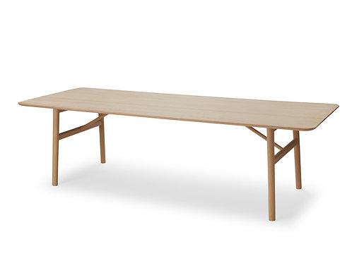 Skagerak Hven Table 260 - Oak/White Soap