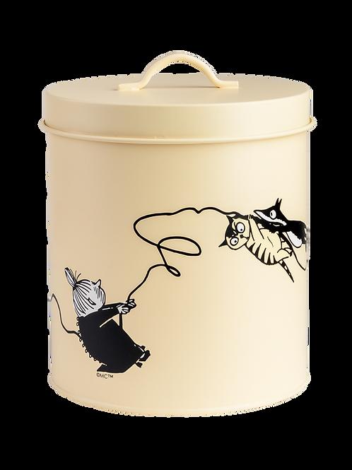 Moomin Pets - Tin Jar Set - small yellow - Bookham