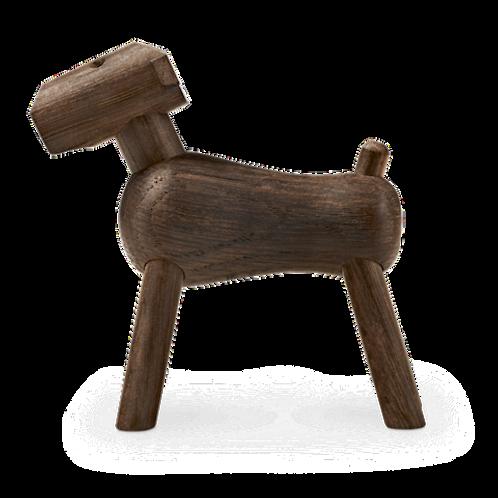 Kay Bojesen's The Dog - Terrier - Dark