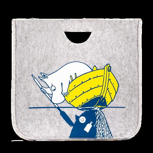 Moomin Storage Basket - #oursea - Medium