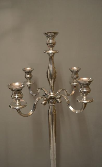 Silver Candelabra 1.57m