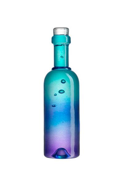 Kosta Boda Celebrate Wine - Blue